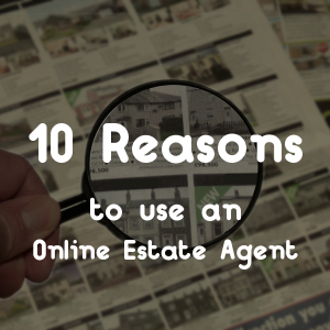 Image showing 10 reasons to use an online estate agent