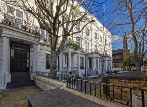 Lizmans Terrace, London