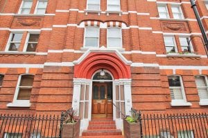 York Mansions, Marylebone